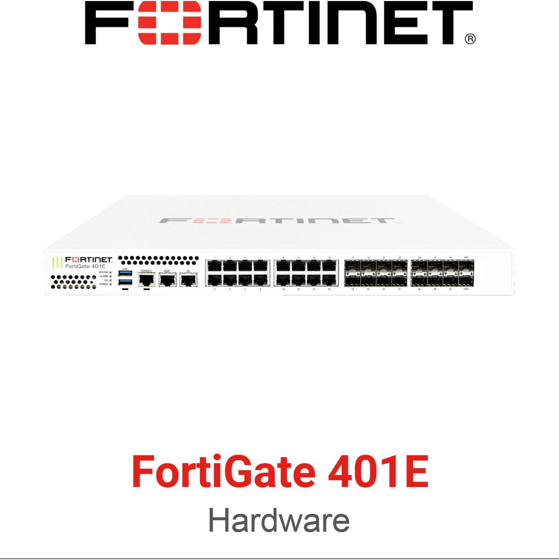 Fortinet FortiGate 401E Firewall