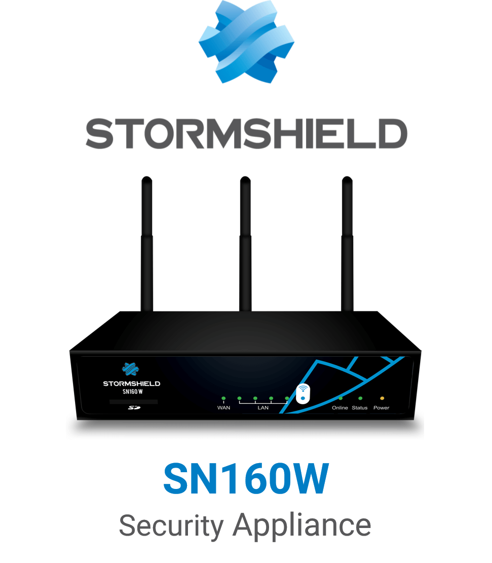 Stormshield SN160W Security Appliance