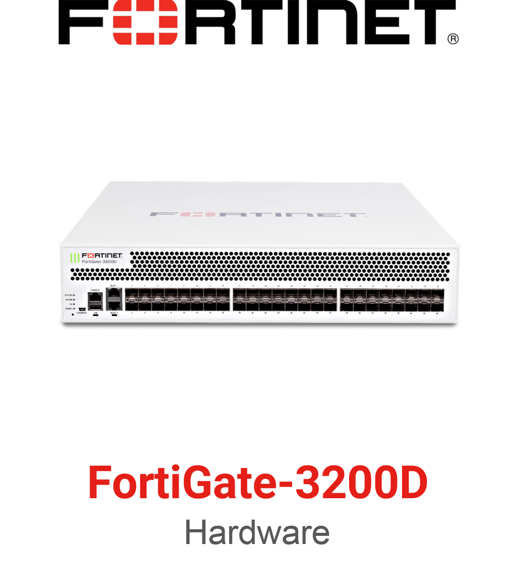 Fortinet FortiGate-3200D
