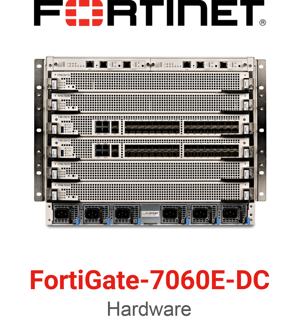 Fortinet FortiGate-7060E-8-DC