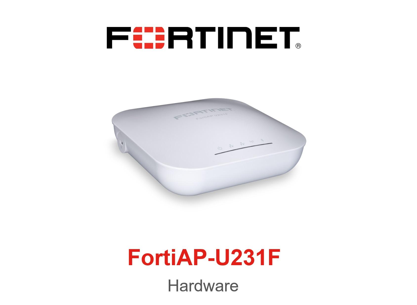 Fortinet FortiAP U231F