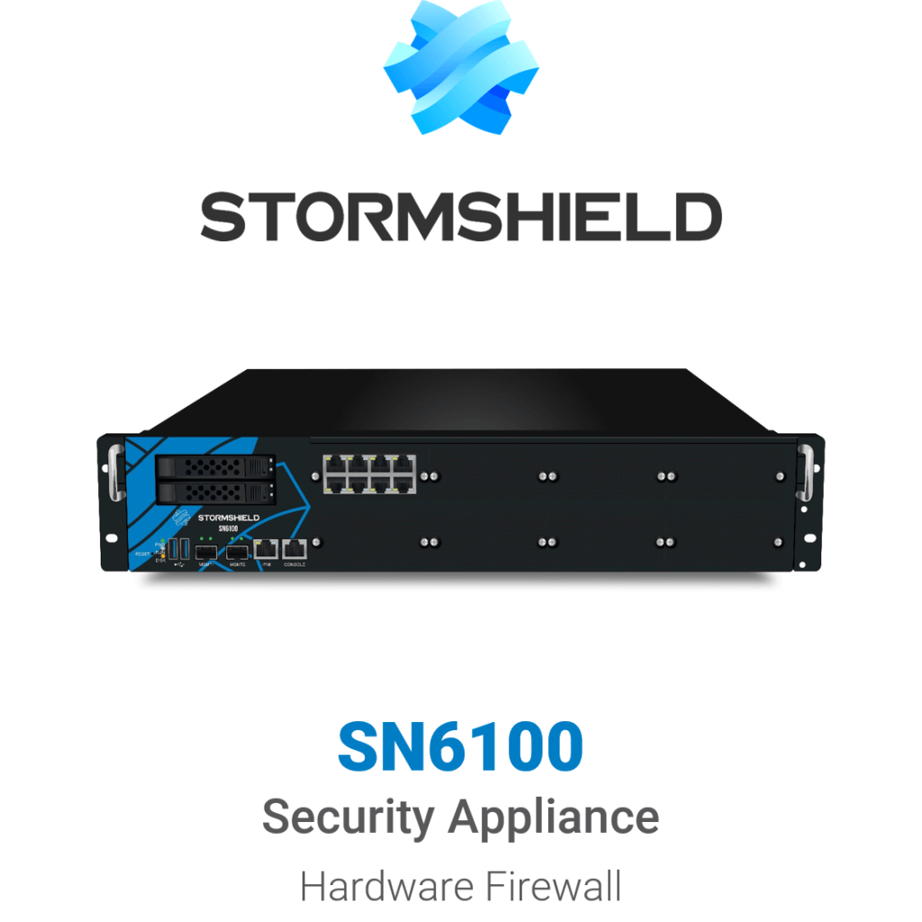 Stormshield SN6100 Security Appliance