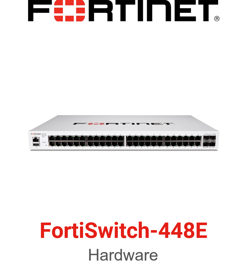 Fortinet FortiSwitch-448E