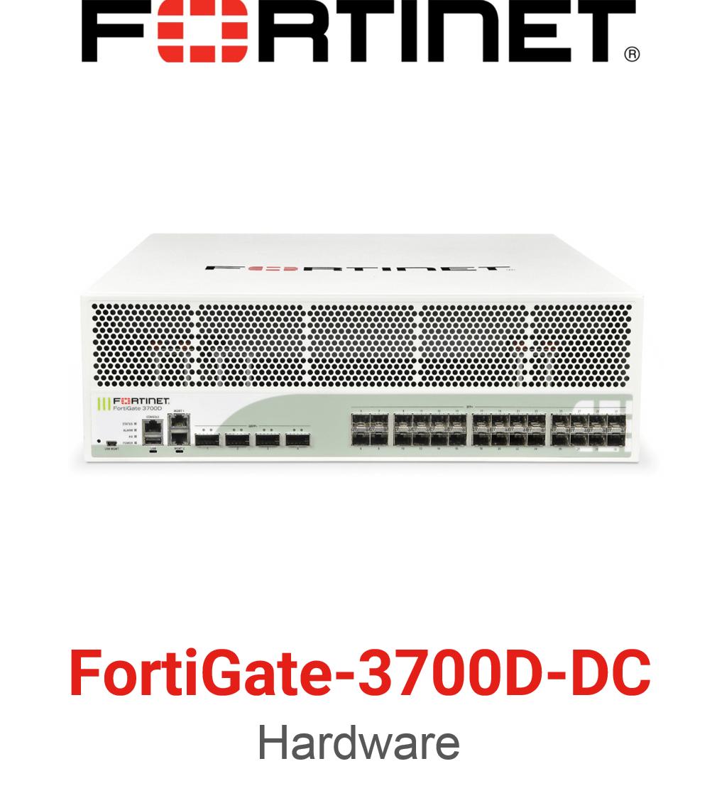 Fortinet FortiGate-3700D-DC