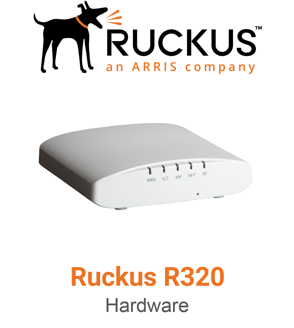 Ruckus R320 Indoor Access Point