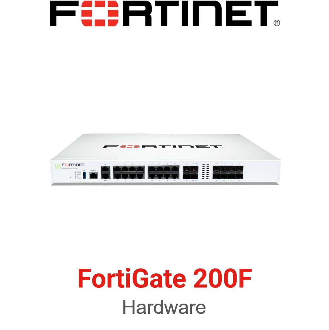 Fortinet FortiGate-200F