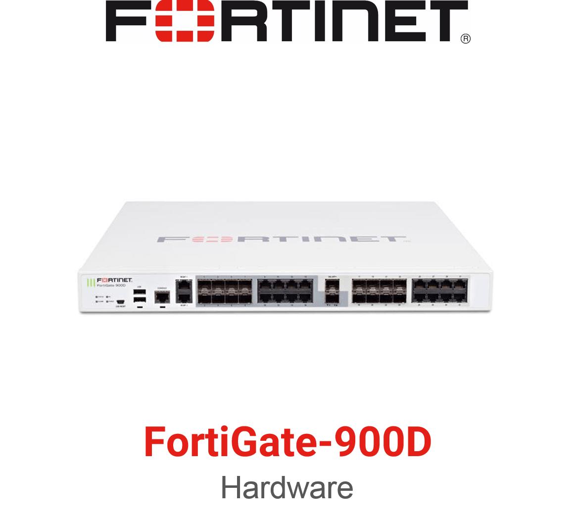 Fortinet FortiGate-900D