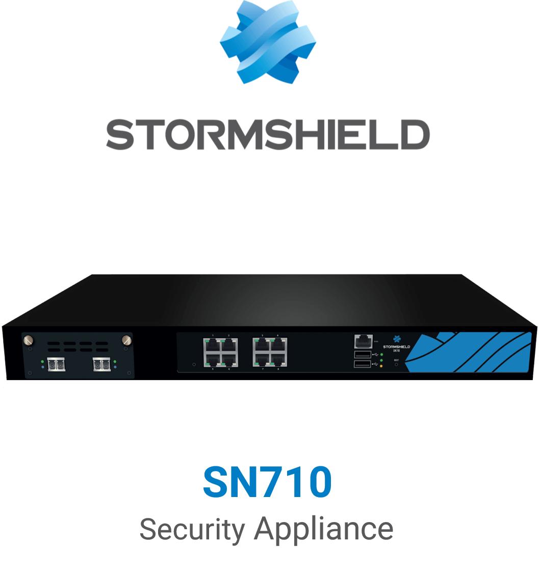 Stormshield SN710 Security Appliance