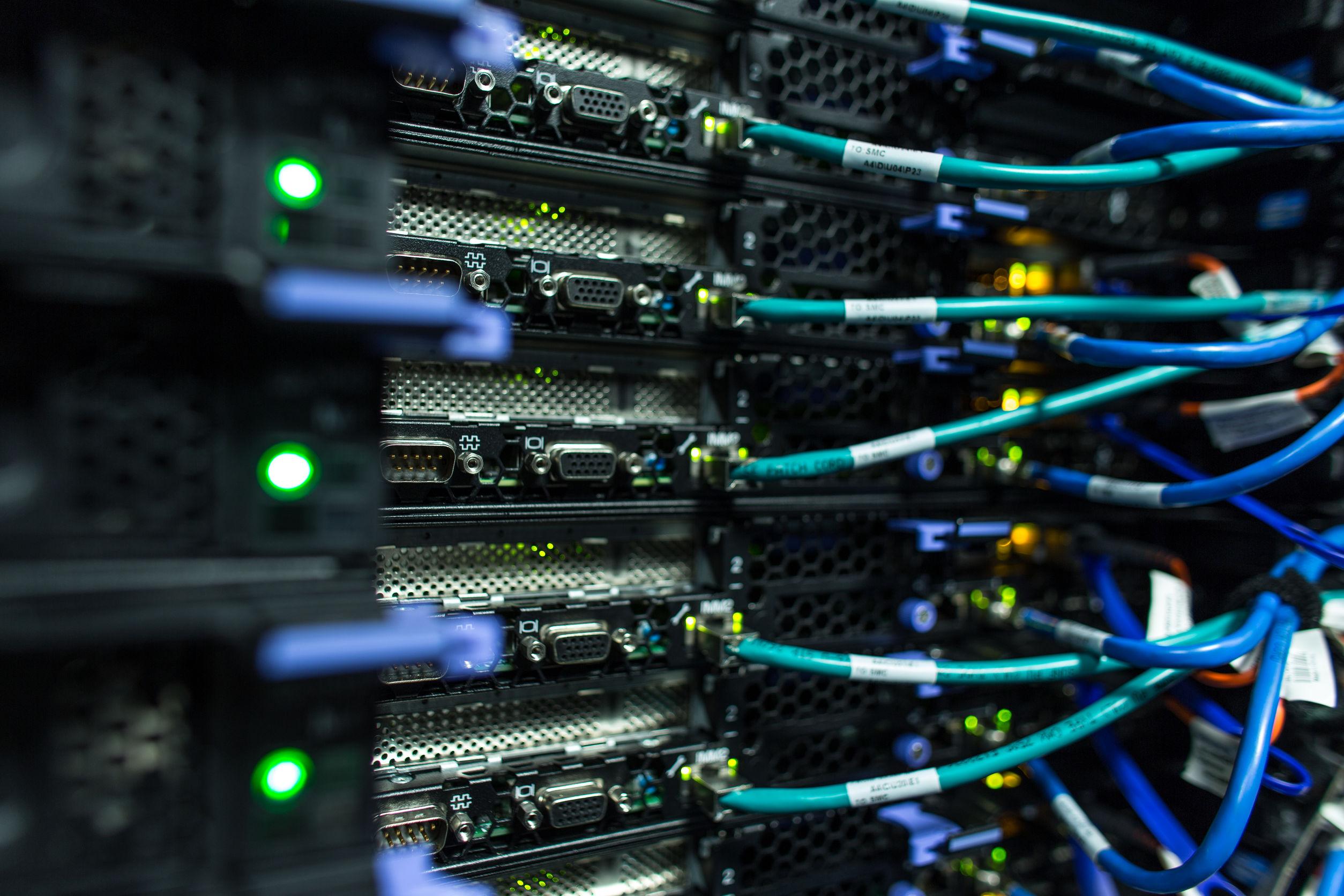 Firewall in Serverrack