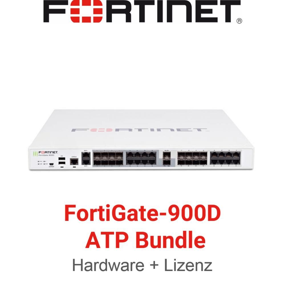 Fortinet FortiGate-900D - ATP Bundle (Hardware + Lizenz)