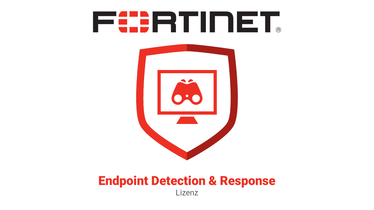 FortiEDR - All-in-One Bundle - Discover, Protect und Respond - inklusive MDR Add-On