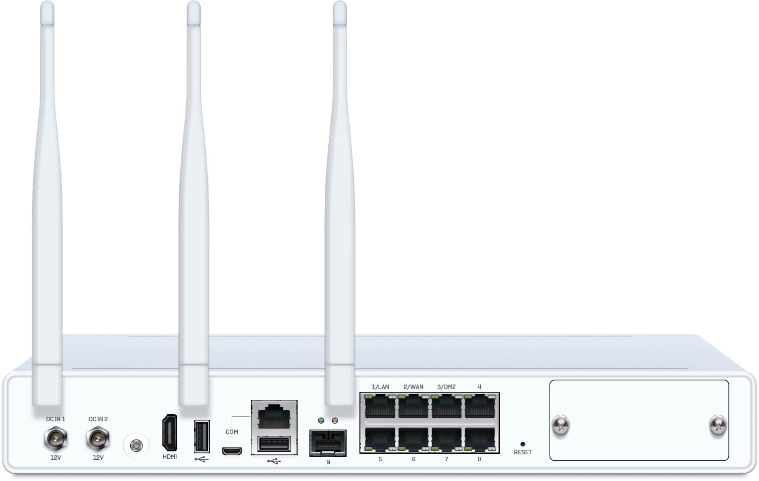 Sophos XG 125w TotalProtect Bundle (Hardware + Lizenz)