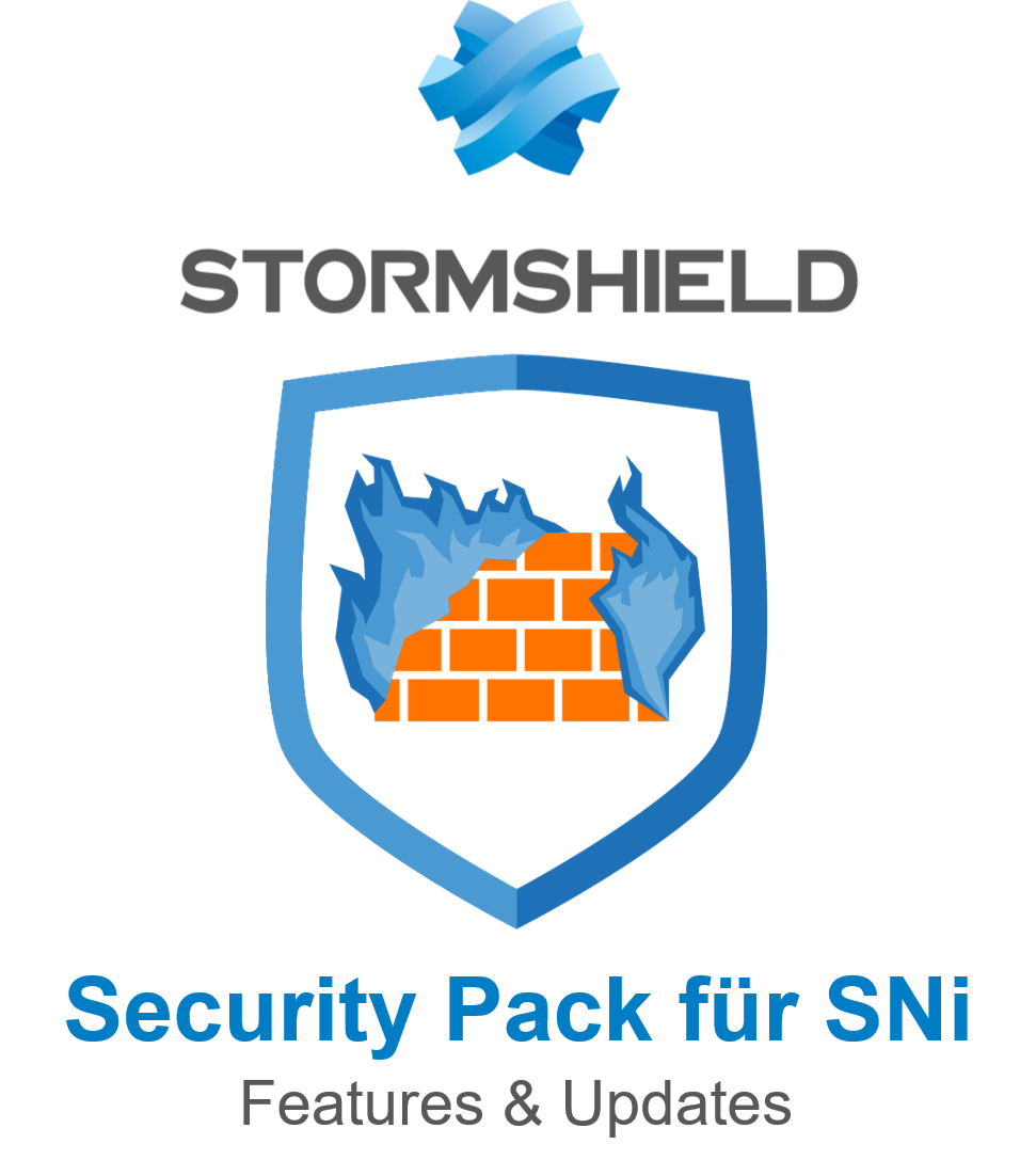 Stormshield SNi40 Industrial Plus Security Pack