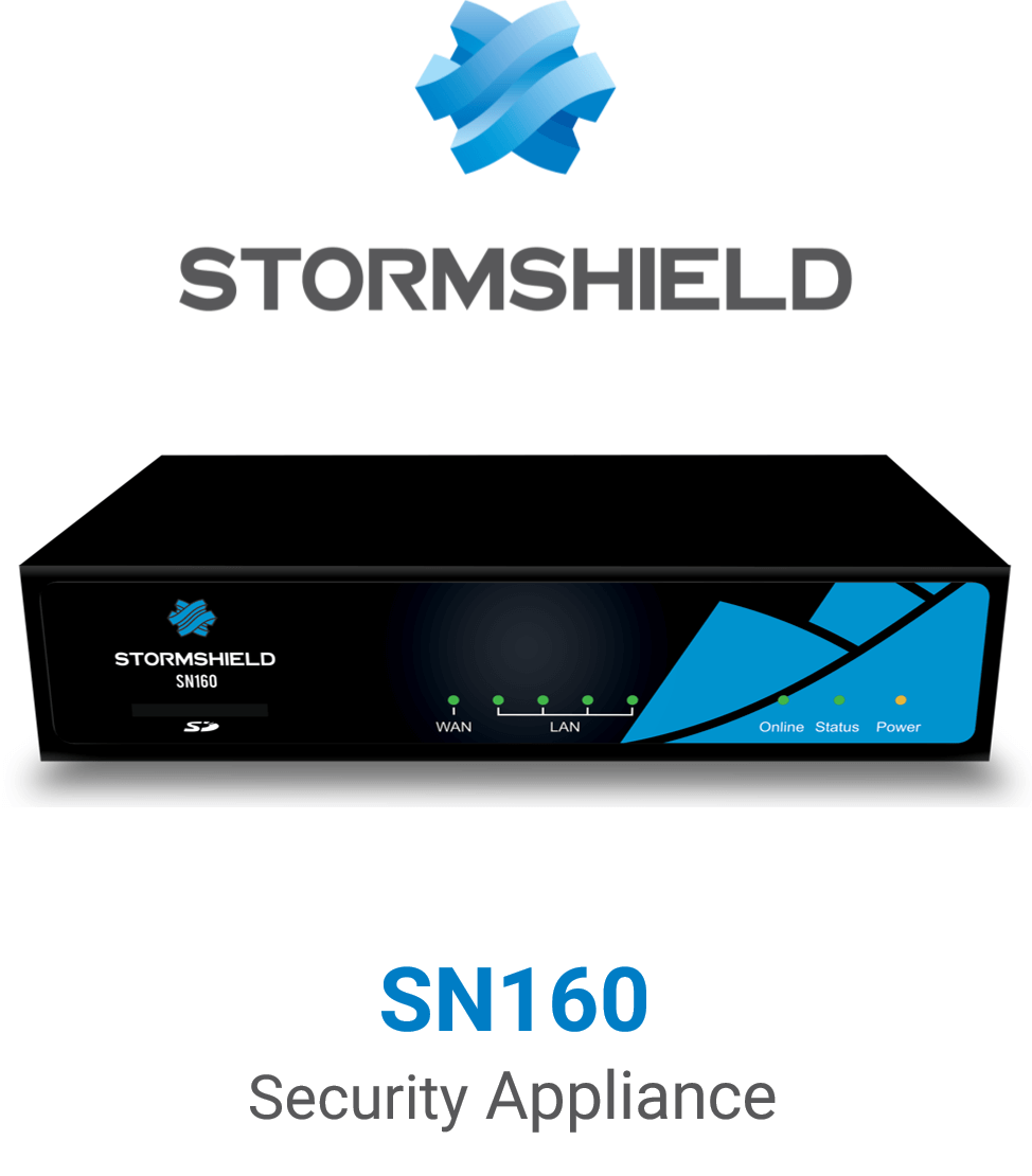 Stormshield SN160 Security Appliance