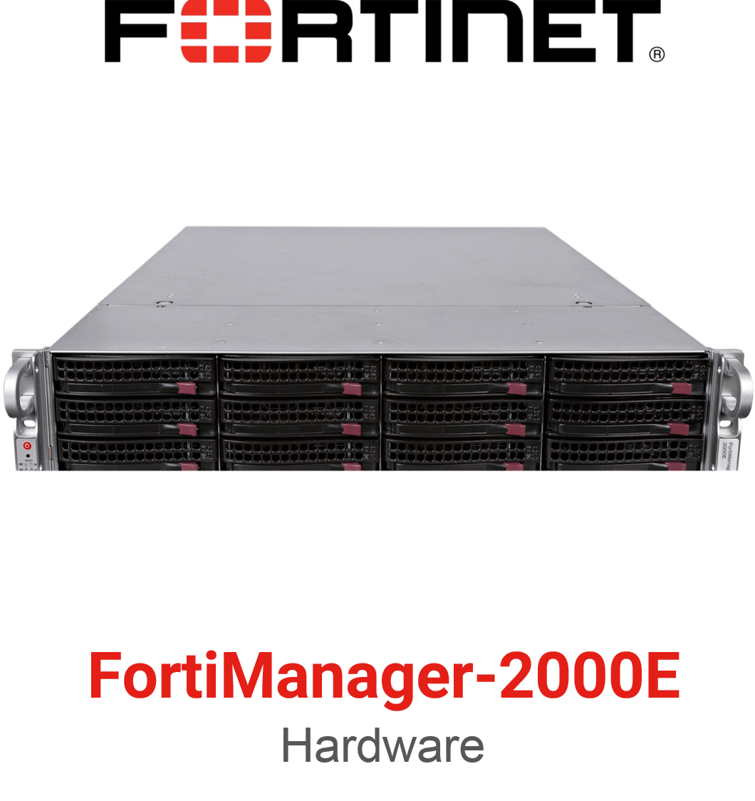 Fortinet FortiManager-2000E