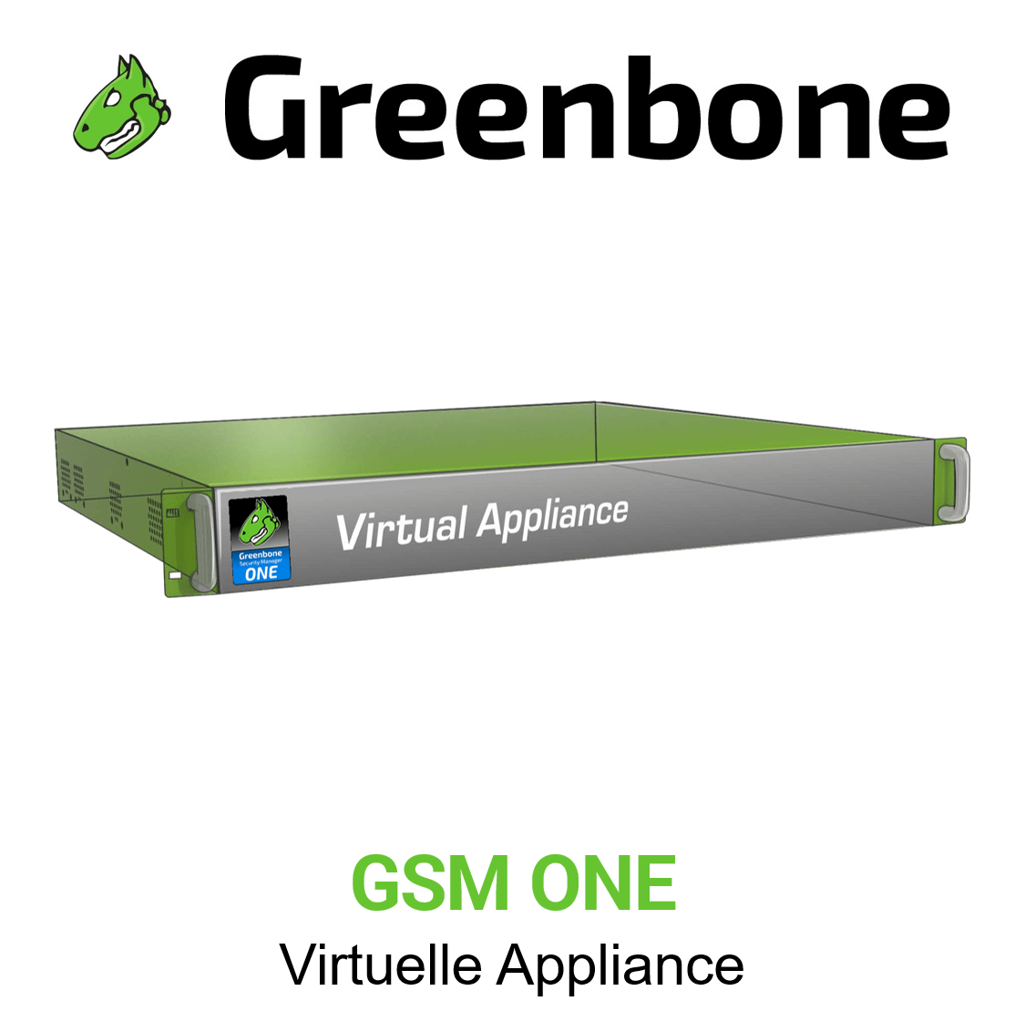 Greenbone GSM ONE Virtuelle Appliance