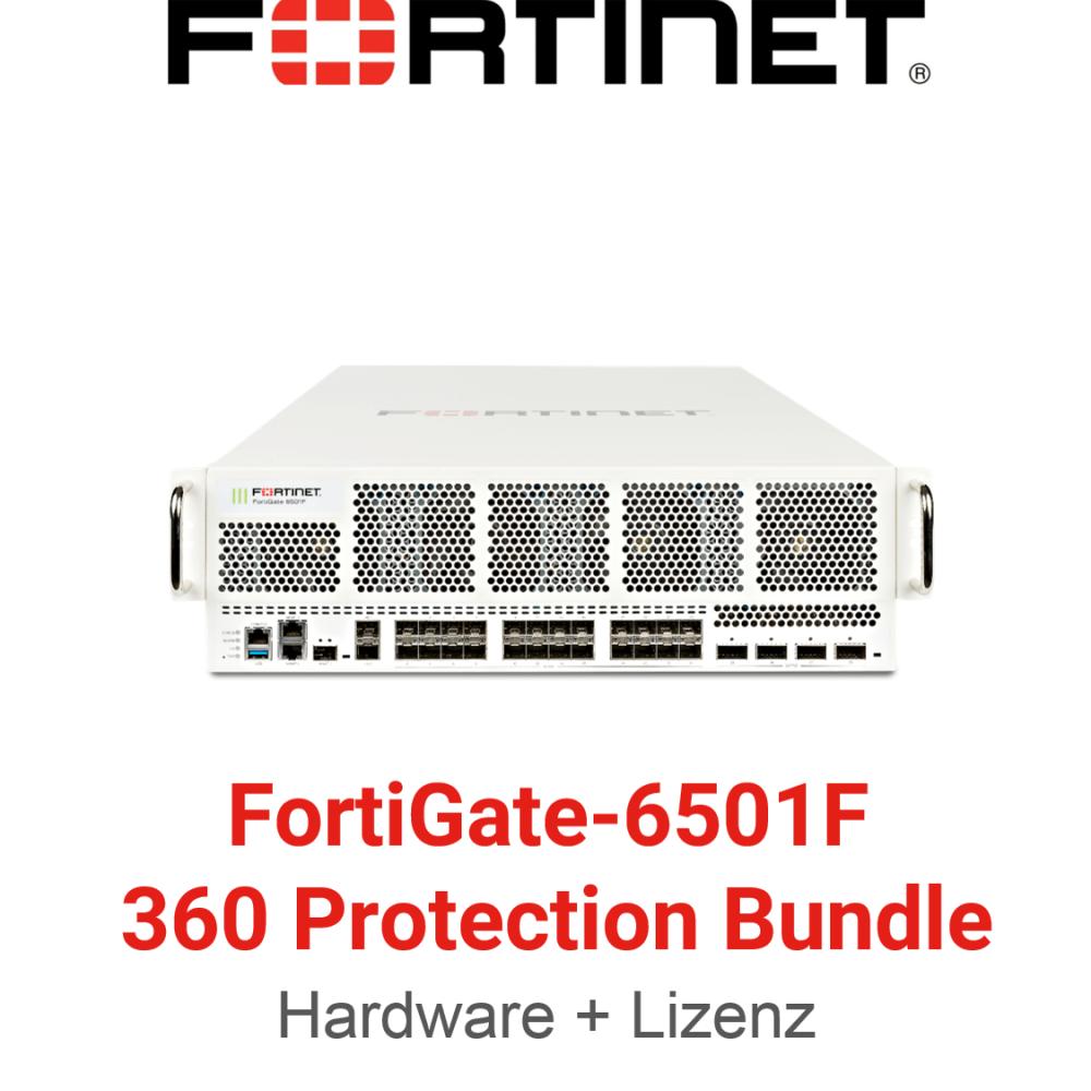 Fortinet FortiGate-6501F - 360 Bundle (Hardware + Lizenz)