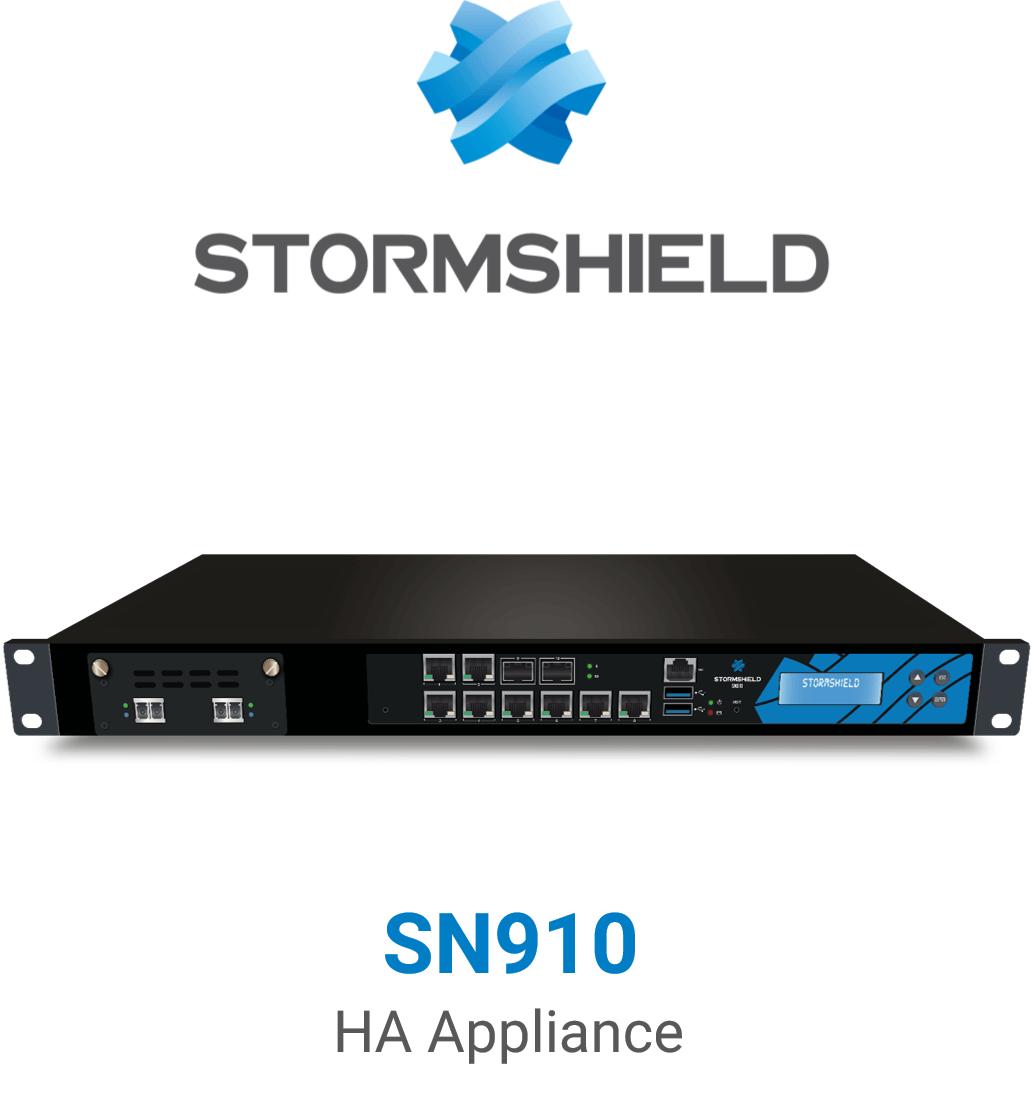 Stormshield SN910 HA Appliance