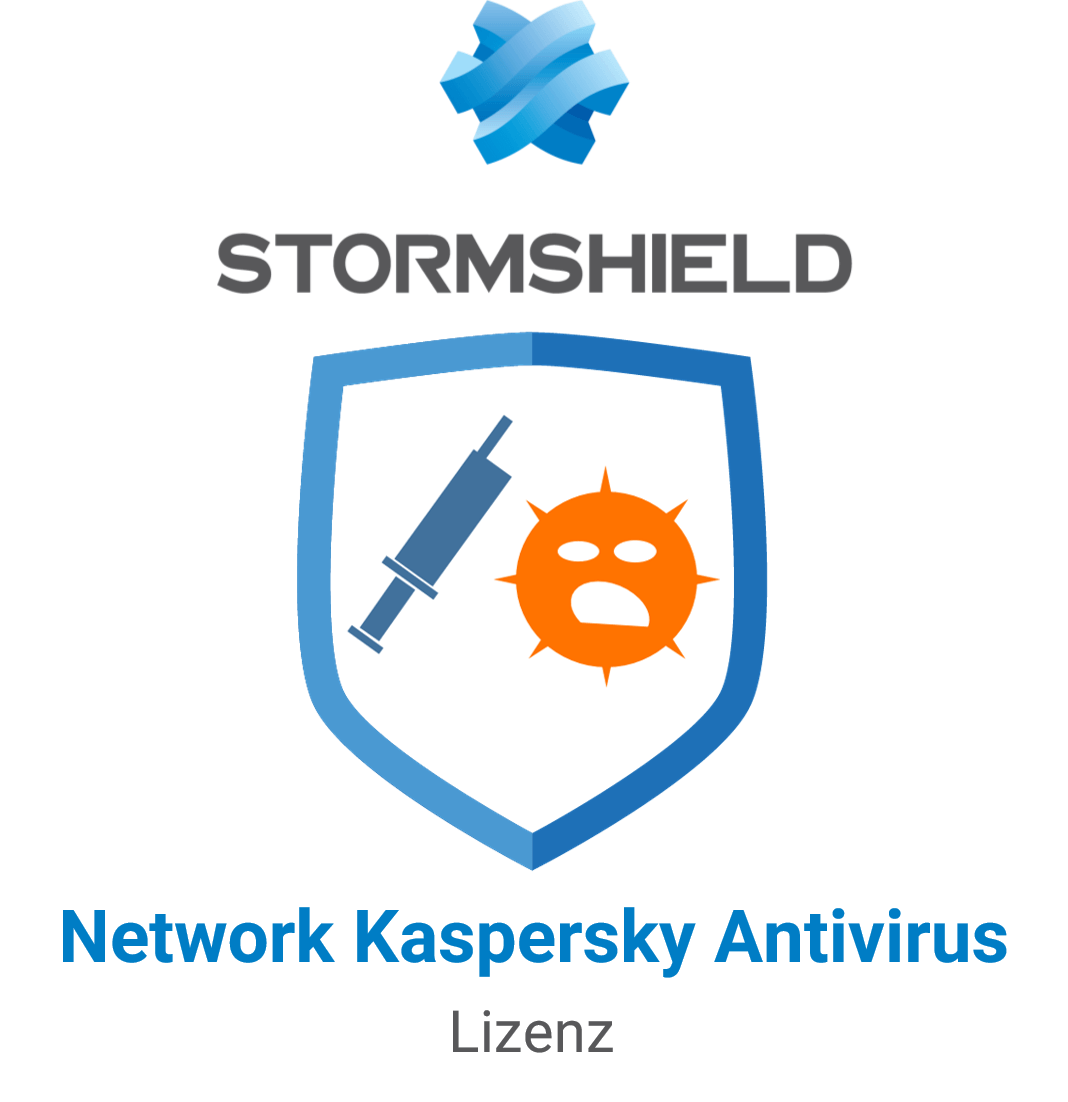 Stormshield SN510 Network Kaspersky Antivirus option