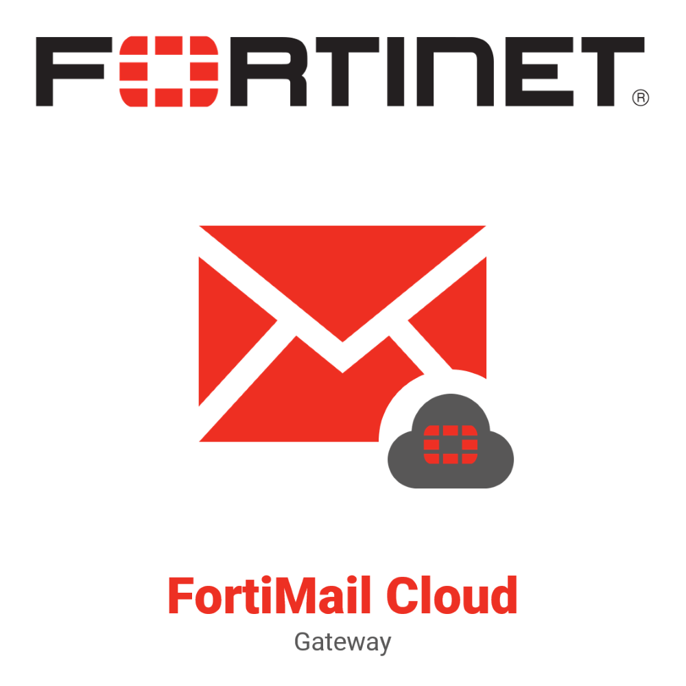 FortiMail-VM16 24x7 FortiCare + FortiGuard Base Subscription 3 Jahre