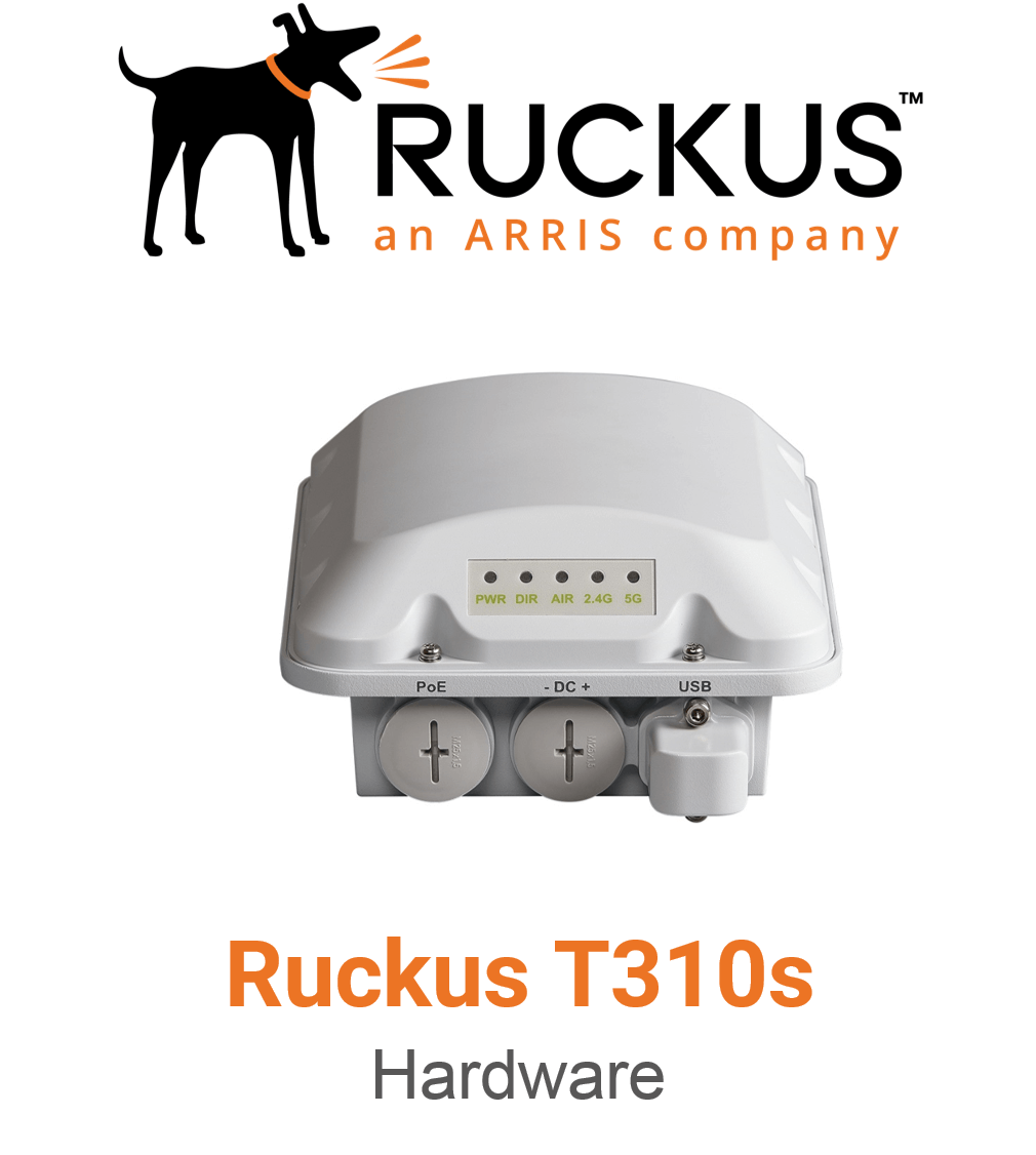 Ruckus T310s Outdoor Access Point