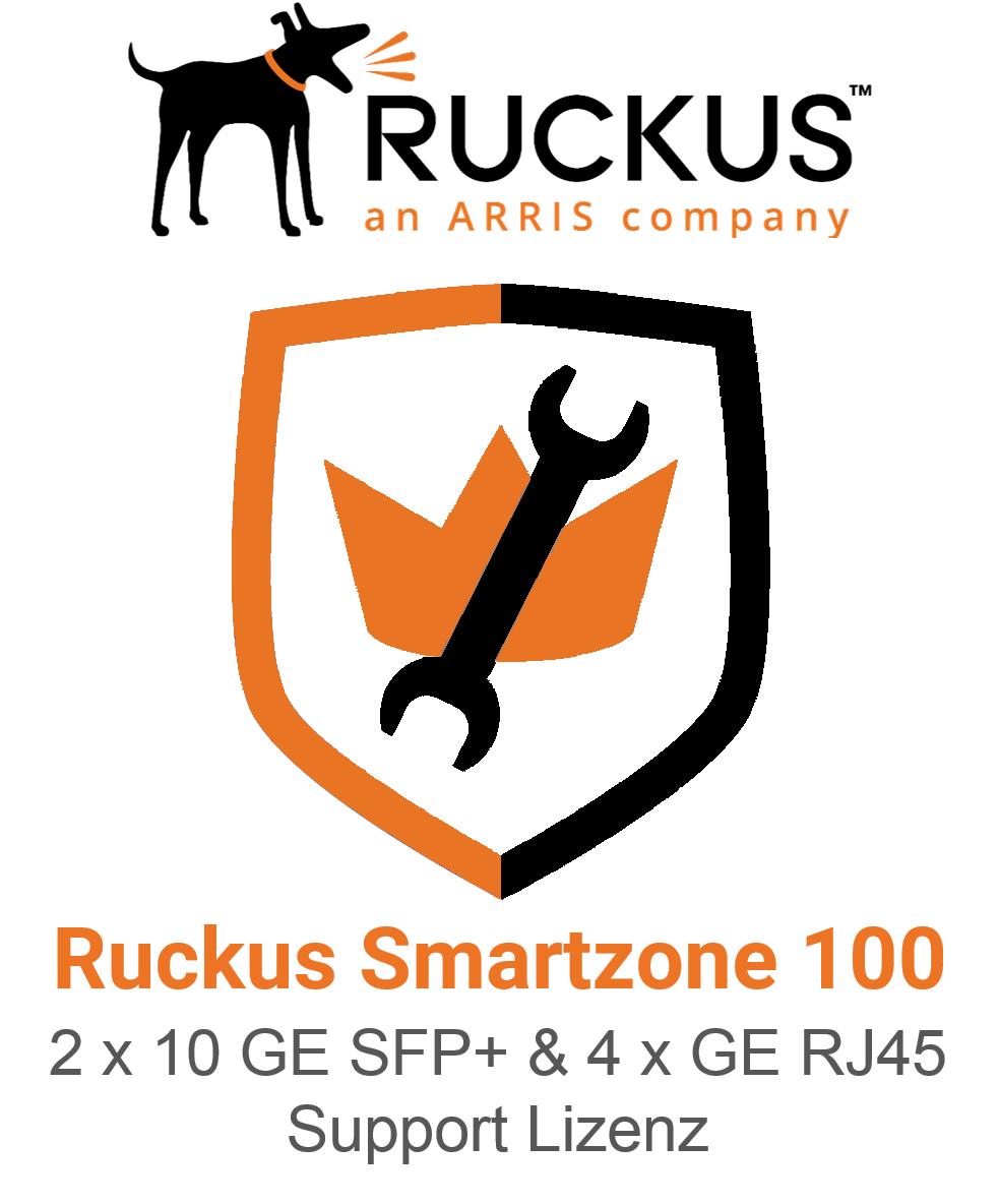 Ruckus Smartzone 100 Support