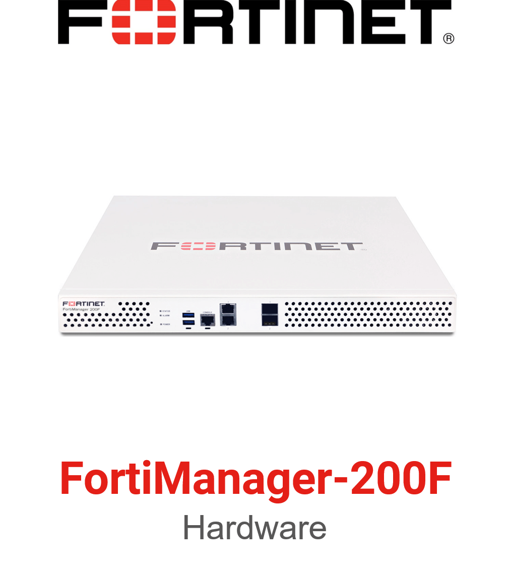 Fortinet FortiManager-200F
