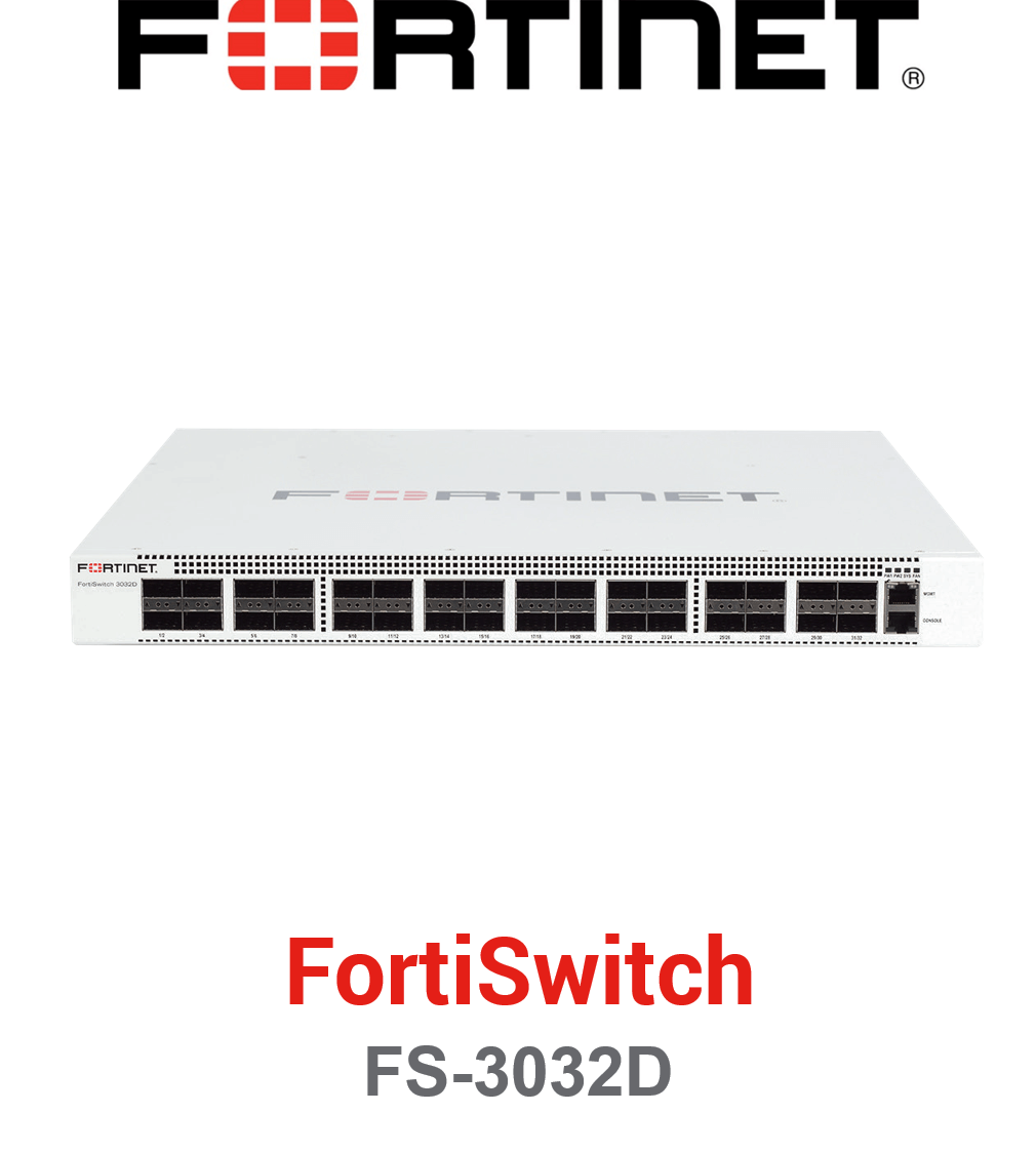Fortinet FortiSwitch-3032D