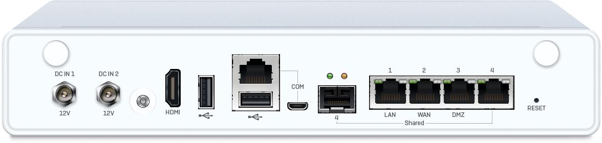 Sophos XG 106 EnterpriseProtect Bundle (Hardware + Lizenz)