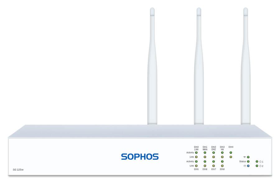 Sophos XG 125w EnterpriseProtect Plus Bundle (Hardware + Lizenz)