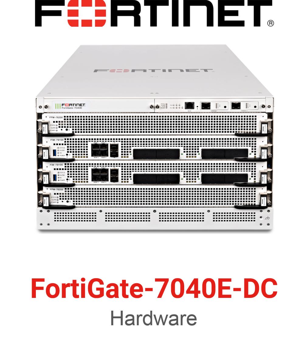 Fortinet FortiGate-7040E-8-DC
