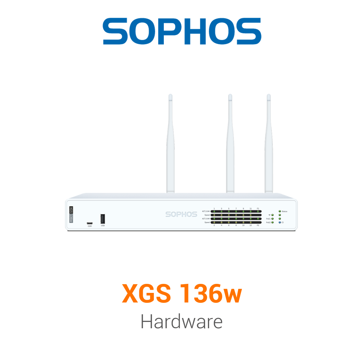 Sophos XGS 136w Security Appliance