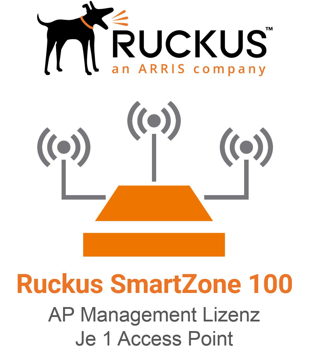 Ruckus Smartzone 100 AP Management Lizenz