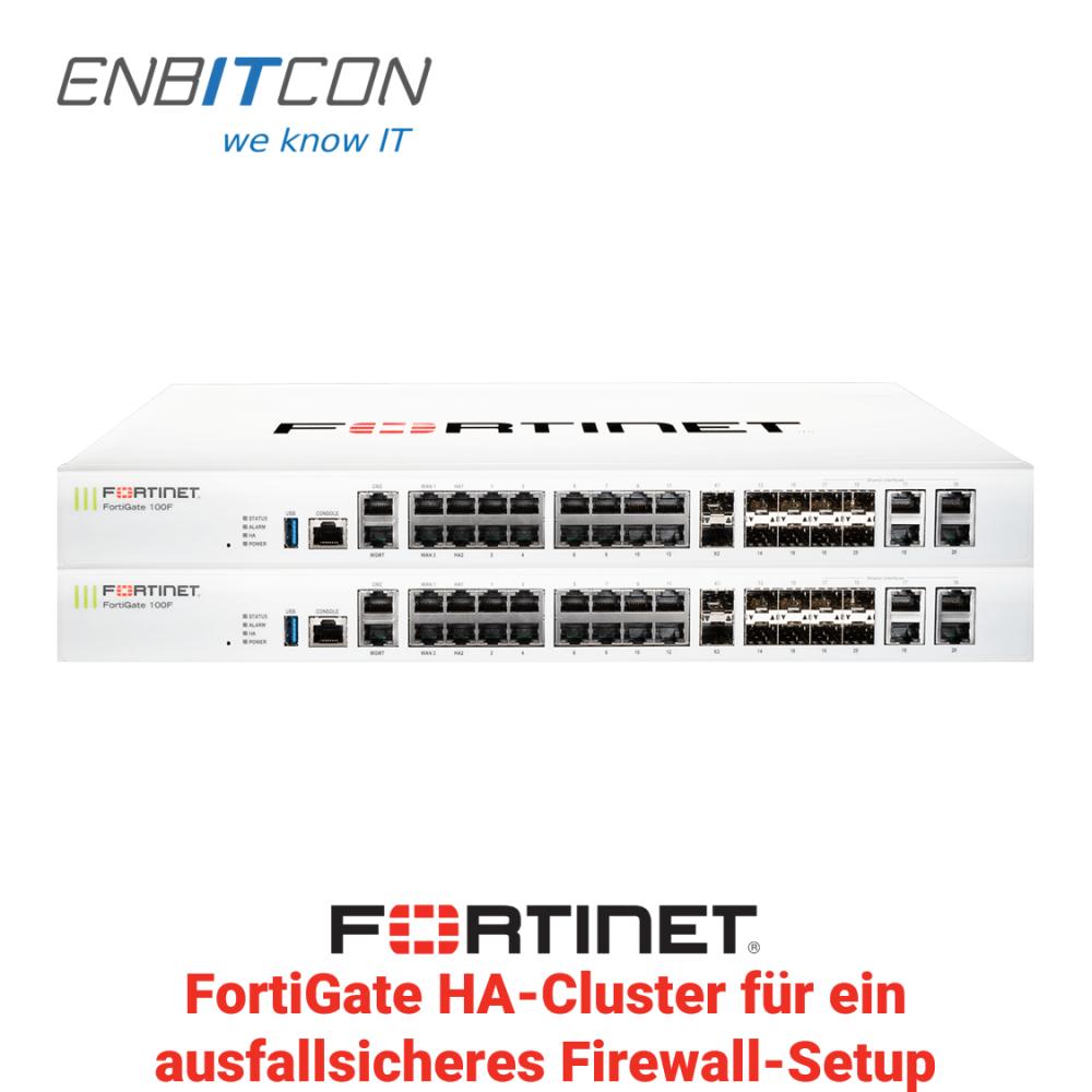 Fortinet HA-Cluster Blog