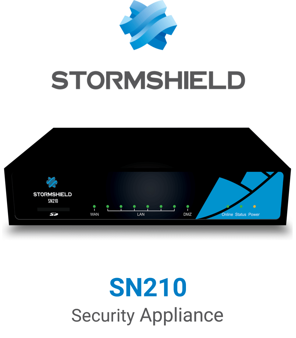 Stormshield SN210 Security Appliance