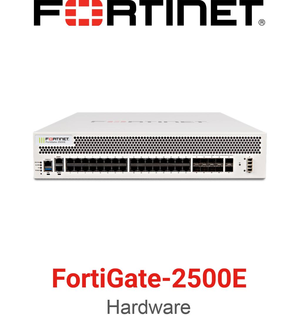 Fortinet FortiGate-2500E