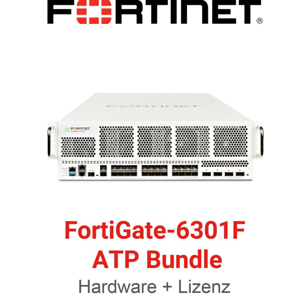 Fortinet FortiGate-6301F - ATP Bundle (Hardware + Lizenz)