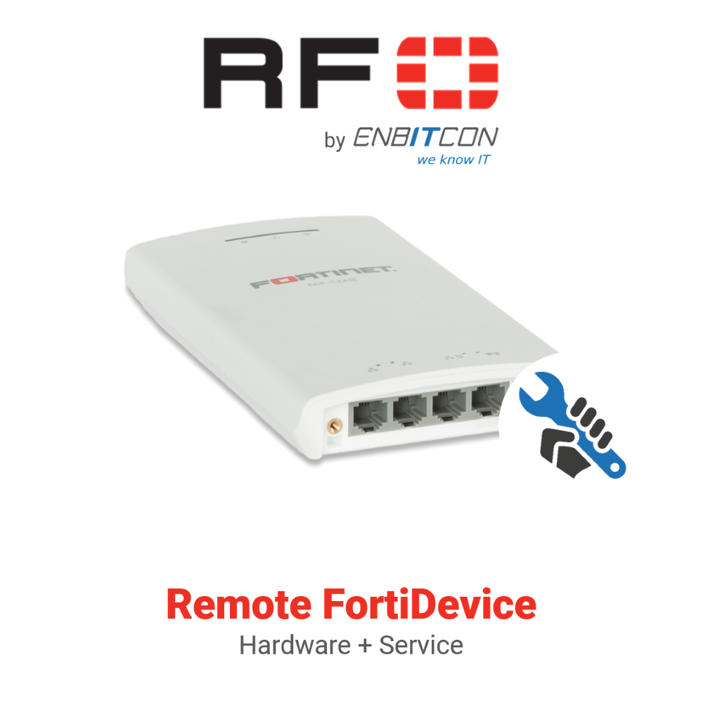 Remote FortiDevice