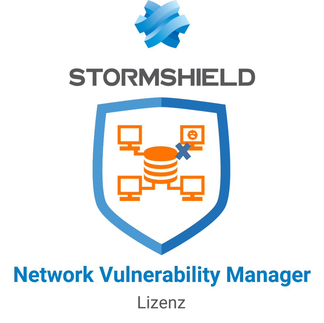 Stormshield SN160W Network Vulnerability Manager option