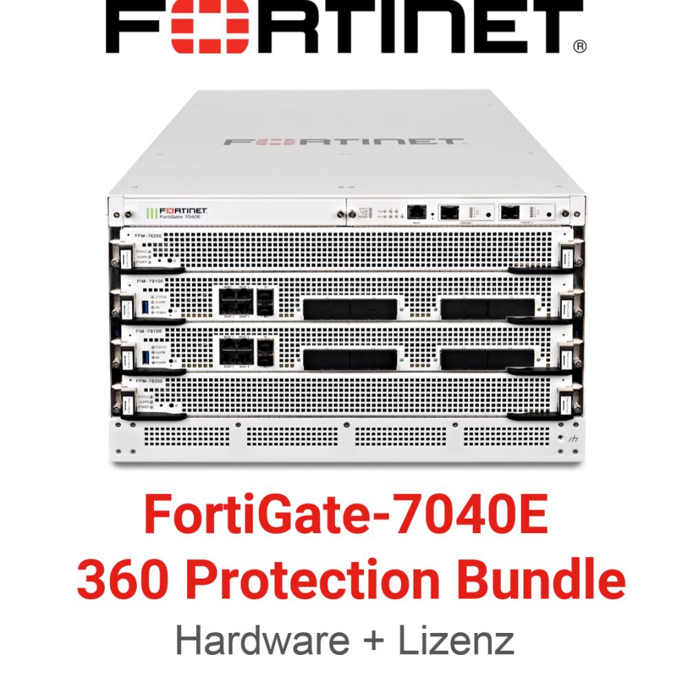 Fortinet FortiGate-7040E-8 - 360 Bundle (Hardware + Lizenz)