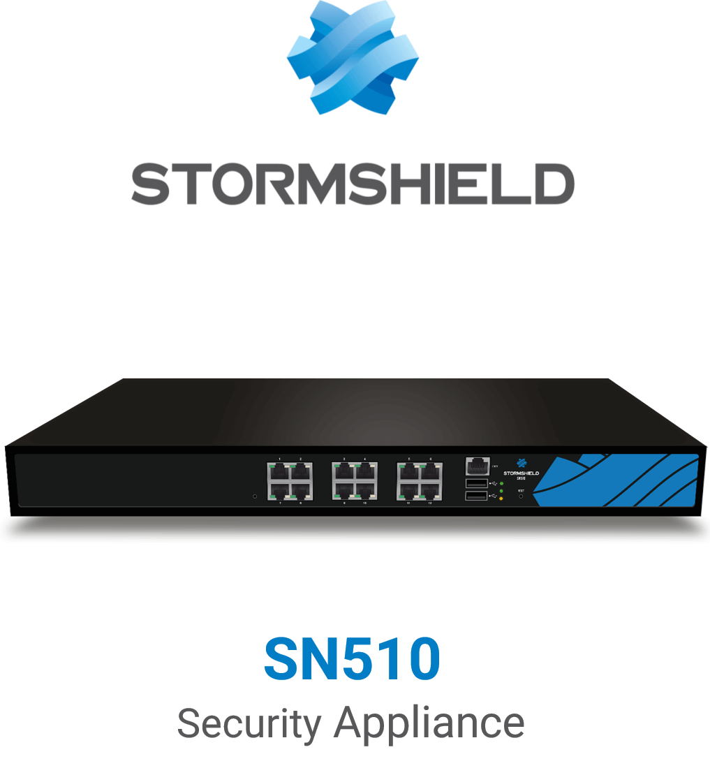Stormshield SN510 Security Appliance