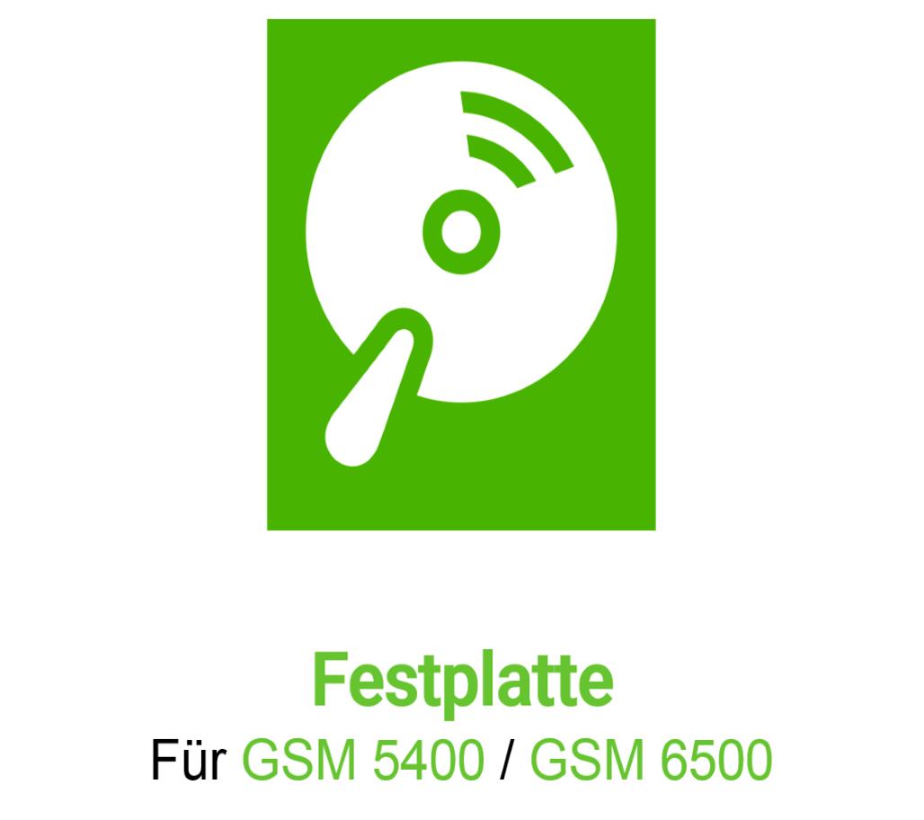 Greenbone GSM 6500 Harddisk