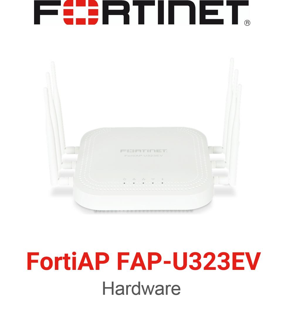 Fortinet FortiAP-U323EV