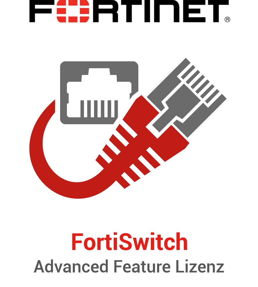 Fortinet FortiSwitch-3000 Advanced Features Lizenz