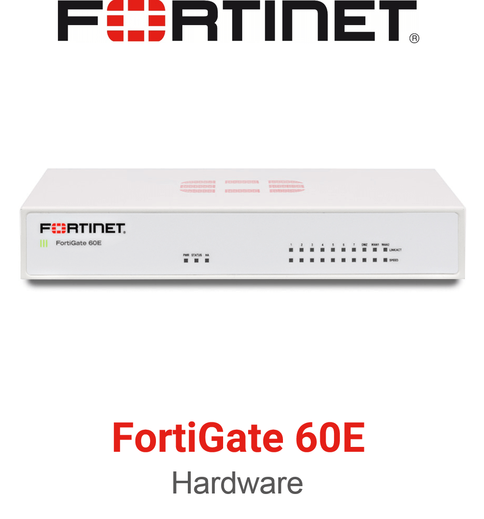 Fortinet FortiGate 60E Firewall