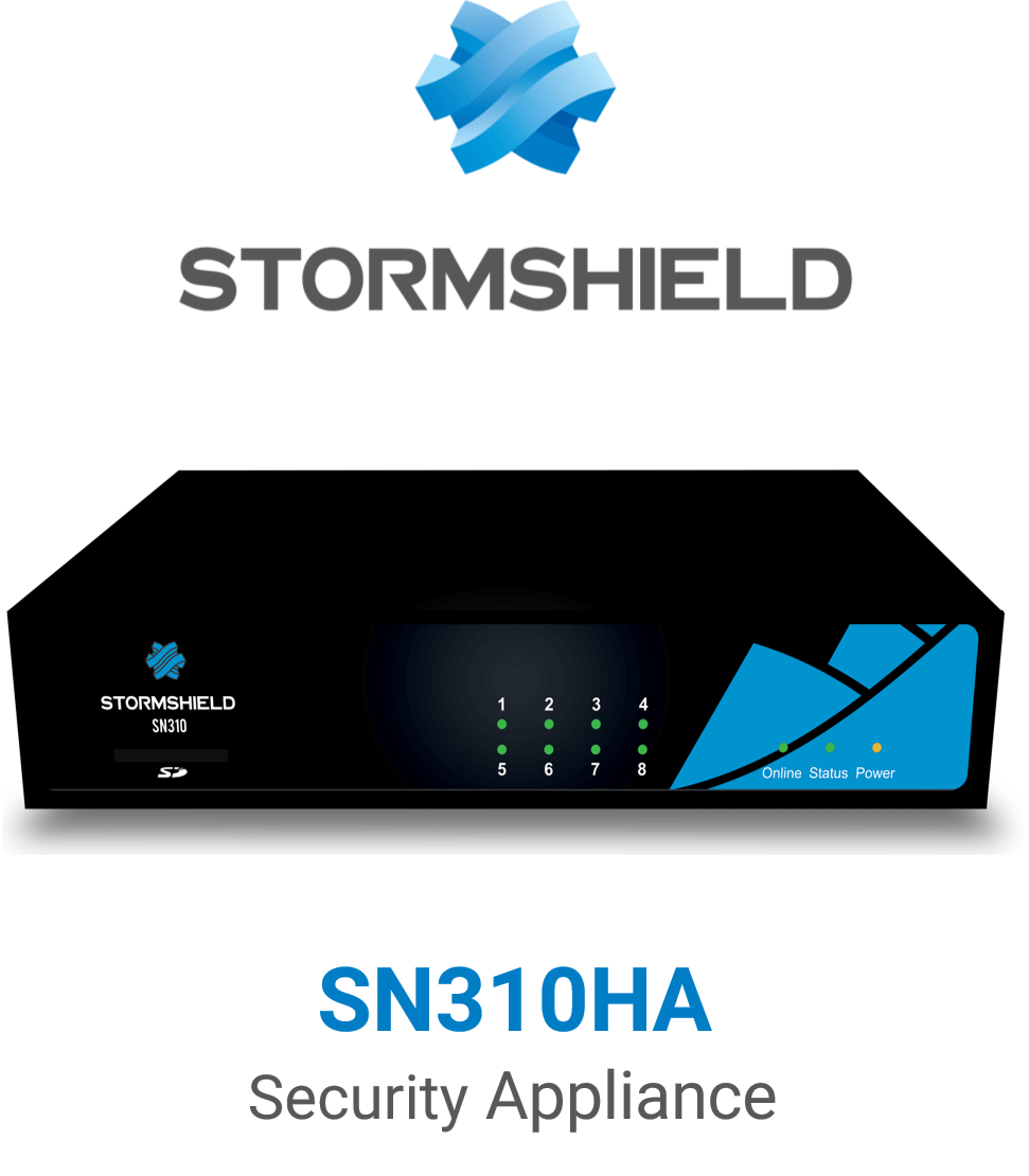 Stormshield SN310 HA Appliance