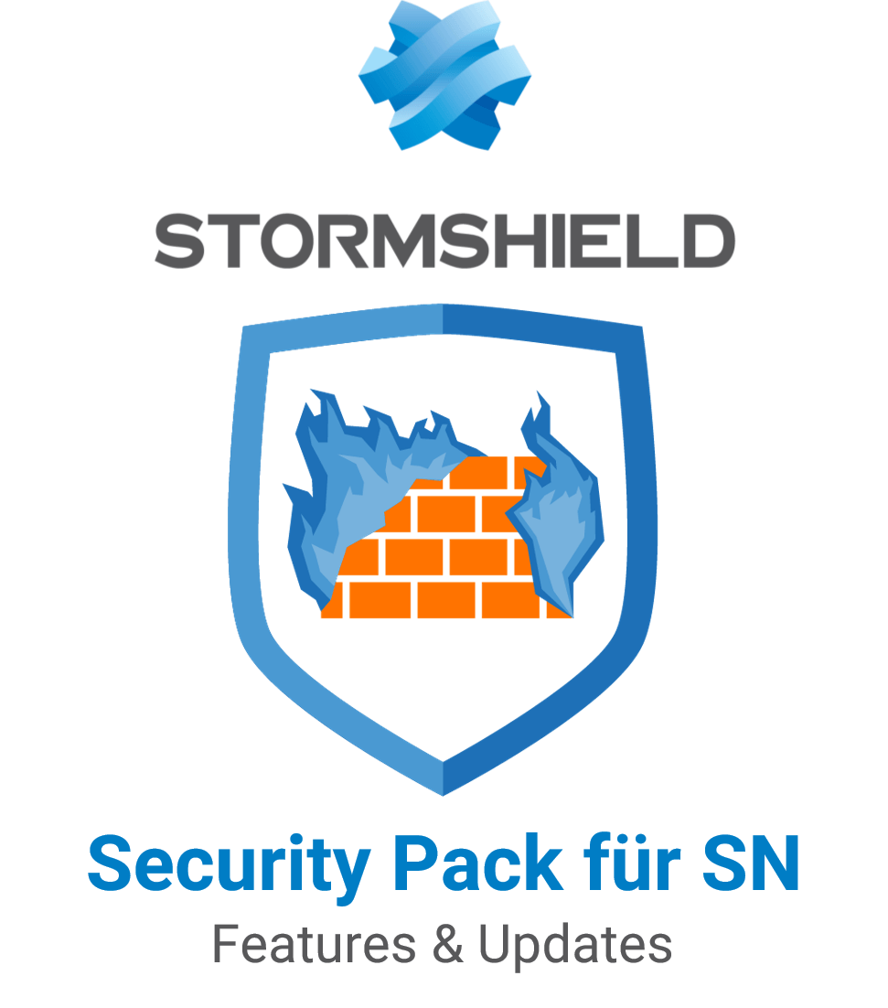 Stormshield SN160W UTM Security Pack