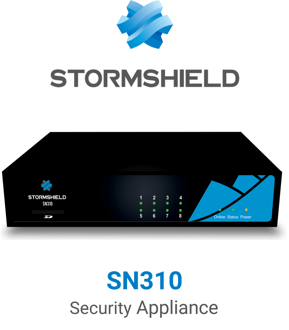 Stormshield SN310 Security Appliance