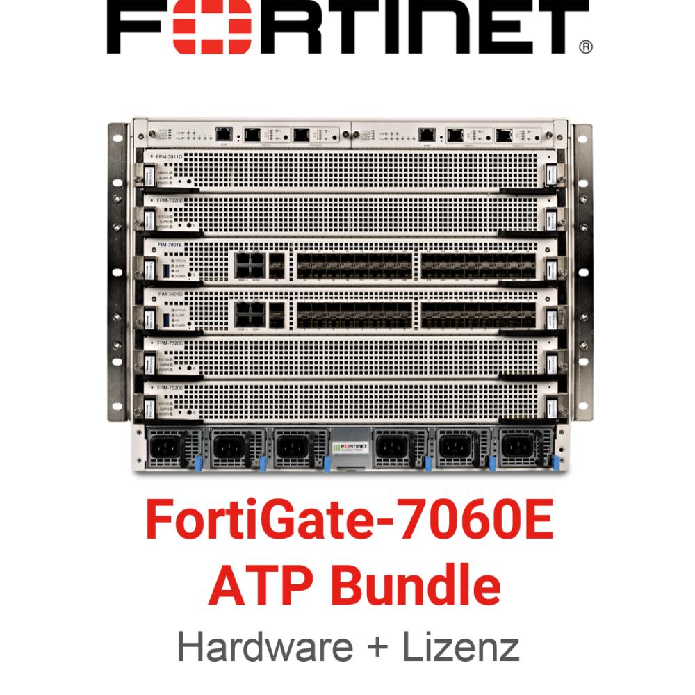 Fortinet FortiGate-7060E-8 - ATP Bundle (Hardware + Lizenz)