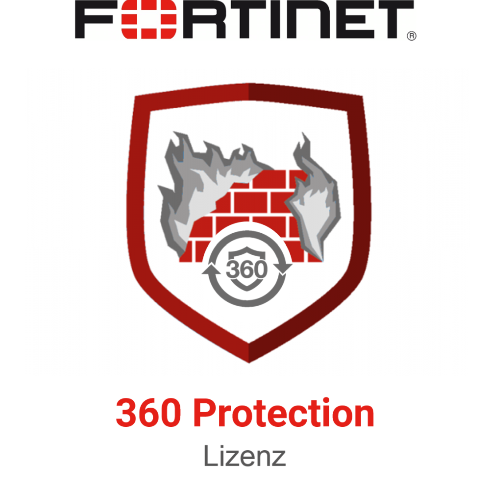 Fortinet FortiWiFi-51E - 360 Protection